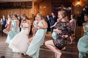 Танцевальный конкурс от девушек