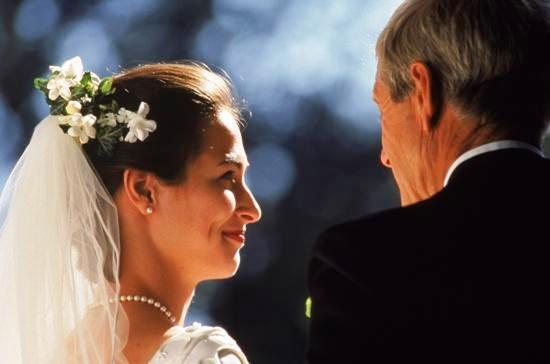 Невеста и ее папа