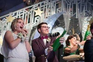 Стильная свадьба Гетсби