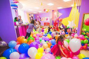 Воздушные шары на празднике