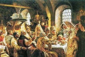 Старорусский свадебный обряд