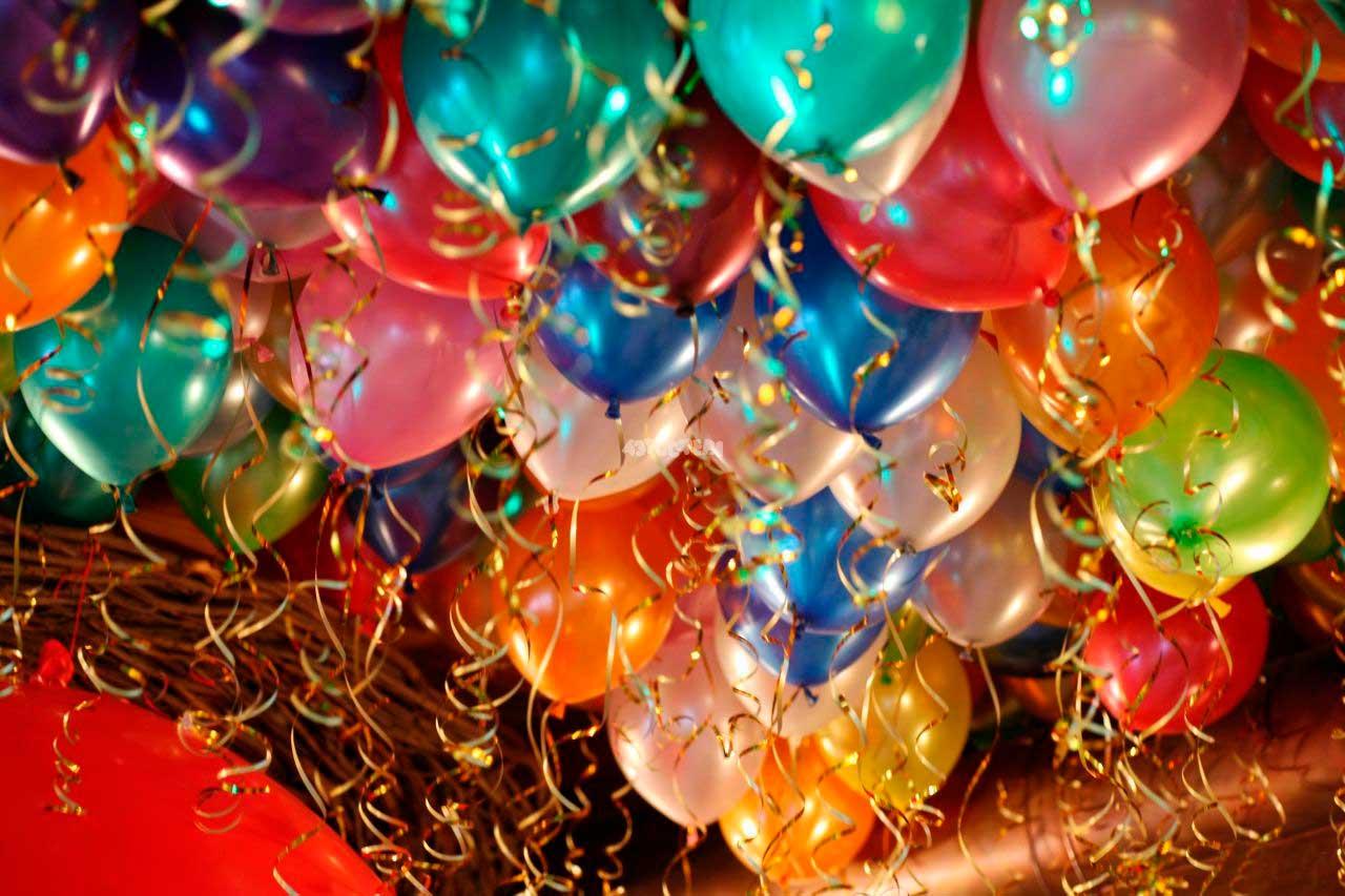 Воздушные шары от КГрупп