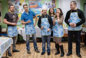 Кулинарный мастеркласс с КГрупп