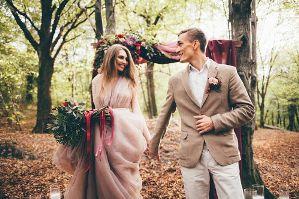 Стильная свадьба от КГрупп