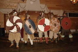 Древняя Русь - Воины