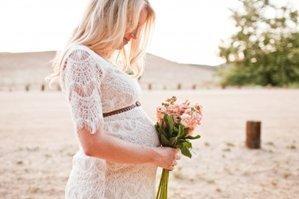 Невеста в положении