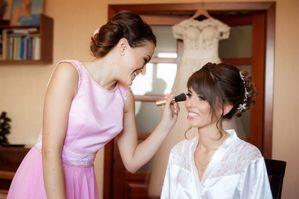 Подружка и невеста
