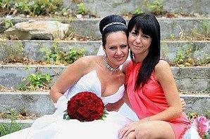 Свидетельница и невеста