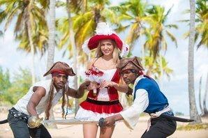 Прекрасная пиратка