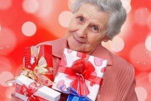 Любимая бабушка