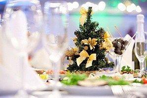 Новогоднее настроение за столом