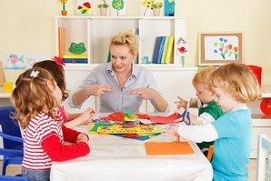 Педагог в работе с детьми