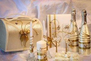 Необходимые аксессуары для свадьбы