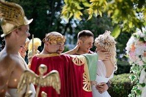 Свадьба по-гречески