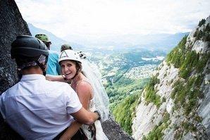 Свадьба альпинистов- не для слабонервных