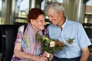 55 лет вместе. Юбилей