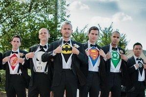 Мальчики-супермены
