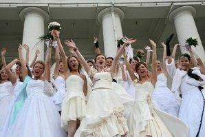 Невесты в ударе