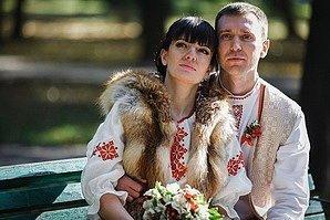 Белорусские молодожены