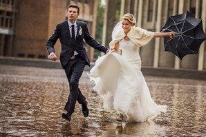 Дождь свадьбе не помеха