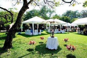Отпраздновать свадьбу в шатре