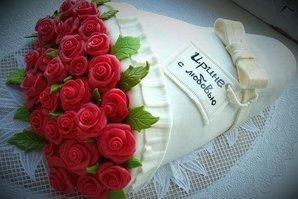 Авторский юбилейный торт