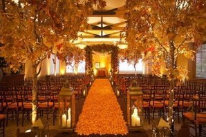 Шикарный зал для торжества