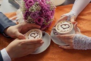 За чашечкой вкусного кофе