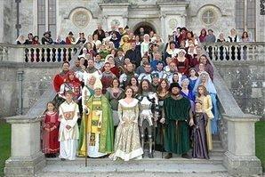 Королевское свадебное торжество