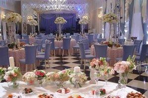 Красивый зал для торжества