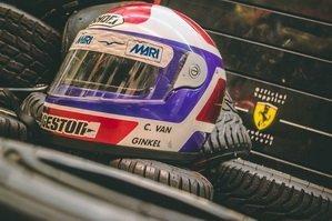 Шлем для гонок